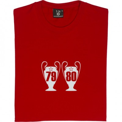 Nottingham Forest Two European Cups