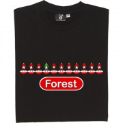 Nottingham Forest Table Football T-Shirt