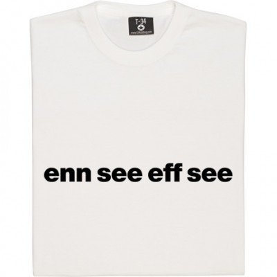 "Notts County ""Enn See Eff See"""