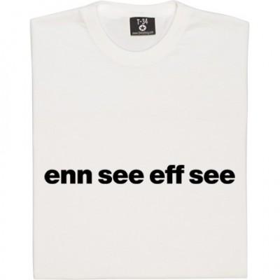 "Notts County ""Enn See Eff See"""