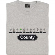 Notts County Table Football T-Shirt