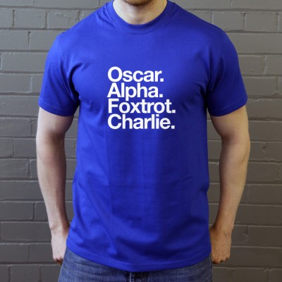 Oldham Athletic FC: Oscar Alpha Foxtrot Charlie