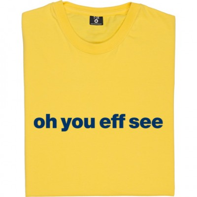 "Oxford United ""Oh You Eff See"""