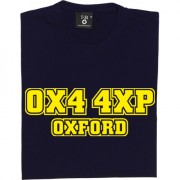 Oxford United Postcode T-Shirt