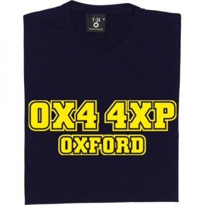 Oxford United Postcode