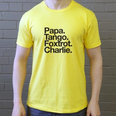 Partick Thistle FC: Papa Tango Foxtrot Charlie
