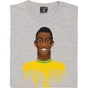 Pele Portrait T-Shirt