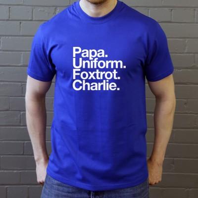 Peterborough United FC: Papa Uniform Foxtrot Charlie