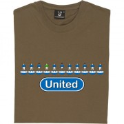 Peterborough United Table Football T-Shirt