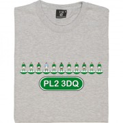 Plymouth Argyle Table Football T-Shirt