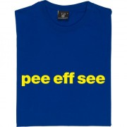"Portsmouth ""Pee Eff See"" T-Shirt"