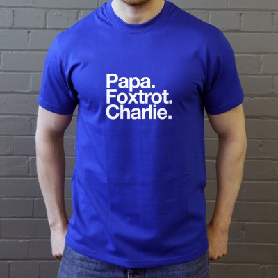 Portsmouth FC: Papa Foxtrot Charlie