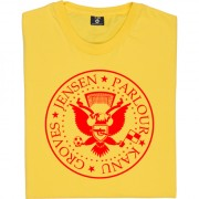The Ramones: Groves, Jensen, Parlour, Kanu T-Shirt