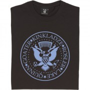 The Ramones Manchester City: Quinn, Goater, Kinkladze, Rosler, Lake T-Shirt