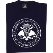 The Ramones Tottenham Hotspur: Greaves, Klinsmann, Hoddle, Ardiles, Ginola T-Shirt