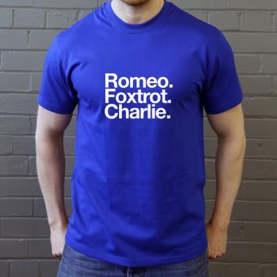 Rangers FC: Romeo Foxtrot Charlie