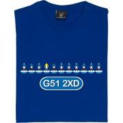 Rangers Table Football T-Shirt