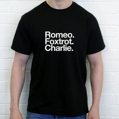 Reading FC: Romeo Foxtrot Charlie