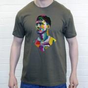Bryan Robson Colour Block T-Shirt
