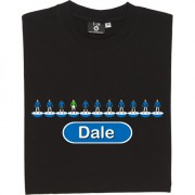 Rochdale Table Football T-Shirt
