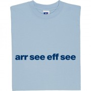 "Ross County ""Arr See Eff See"" T-Shirt"