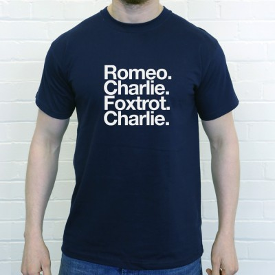 Ross County FC: Romeo Charlie Foxtrot Charlie