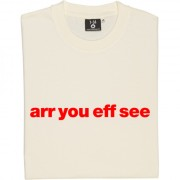 "Rotherham United ""Arr You Eff See"" T-Shirt"