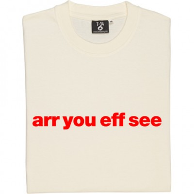 "Rotherham United ""Arr You Eff See"""