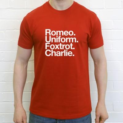 Rotherham United FC: Romeo Uniform Foxtrot Charlie