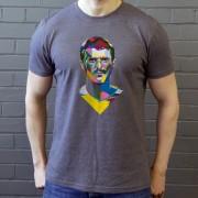 Roy Keane Colour Block T-Shirt