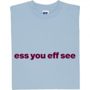 "Scunthorpe United ""Ess You Eff See"" T-Shirt"