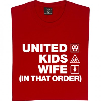 United Kids Wife (In That Order)