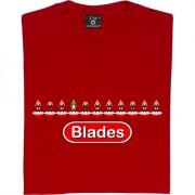 Sheffield United Table Football T-Shirt