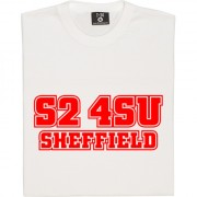 Sheffield United Postcode T-Shirt