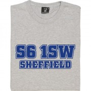 Sheffield Wednesday Postcode T-Shirt