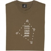Lovely Little Simple Intricate Passes T-Shirt