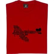 "Sir Stanley Matthews ""Hero"" Quote T-Shirt"