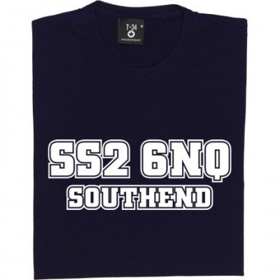 Southend United Postcode