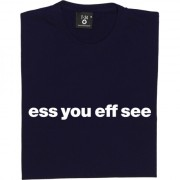 "Southend United ""Ess You Eff See"" T-Shirt"