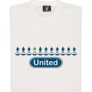 Southend United Table Football T-Shirt
