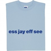 "St Johnstone ""Ess Jay Eff See"" T-Shirt"