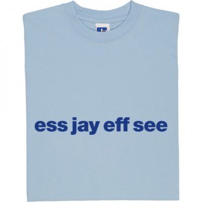 """St Johnstone """"Ess Jay Eff See"""""""