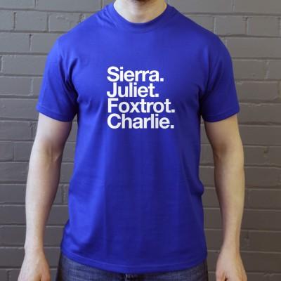 St Johnstone FC: Sierra Juliet Foxtrot Charlie