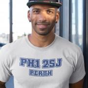St Johnstone Postcode T-Shirt