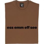 """St Mirren """"Ess Emm Eff See"""" T-Shirt"""