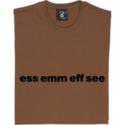 """St Mirren """"Ess Emm Eff See"""""""