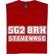 Stevenage Postcode T-Shirt