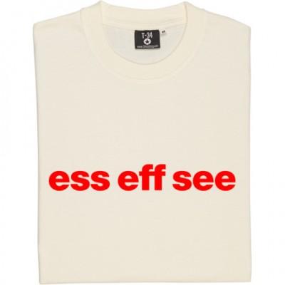"""Stevenage """"Ess Eff See"""""""
