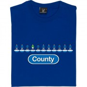 Stockport County Table Football T-Shirt