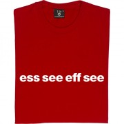 "Stoke City ""Ess See Eff See"" T-Shirt"